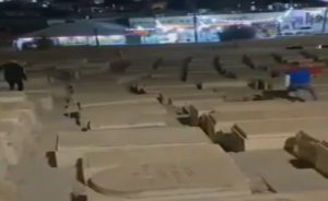 טיקטוק קברים