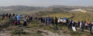 ארץ ישראל התיישבות שילה נטיעות גבעות